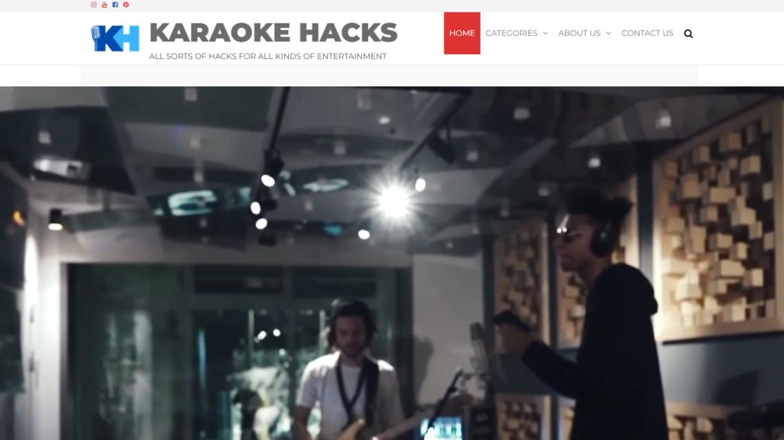 karaoke hacks essentials gadgets amazon walmart